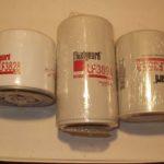 FLEETGUARD FILTERS – LF3828, LF3894, LF3553